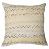 Zig Zag Throw Pillow