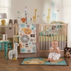 On Sale Zig Zag Zoo 4-Piece Crib Bedding Set