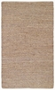 Zions View Recycled Leather Rug in Tan