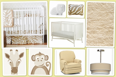 Zoo Cute Nursery