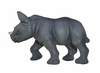 Zoo Rhino Baby Drawer Pull