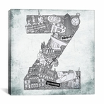 Zurich Canvas Wall Art