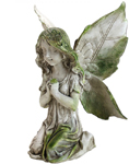 "12"" Fairy Praying Statue"