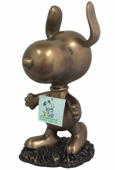 12 Quot Peanuts Snoopy Collectible Antique Bronze Only 59