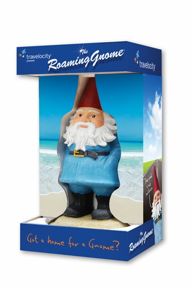 Roaming Gnome For Sale 13 Travelocity Roaming Gnome