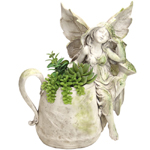 "15"" Fairy Pot Planter - Standing"