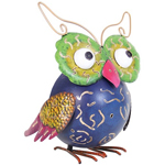 "15"" Krazy Kluckers - Blue Belly Owl"