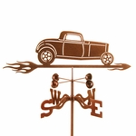 1932 Ford 3 Window Weathervane