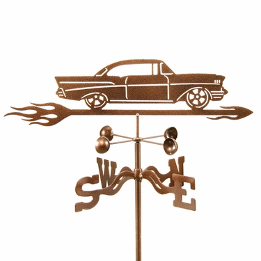 1957 Chevy Weathervane - Click to enlarge