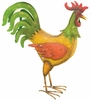 "20"" Barn Rooster Decor"