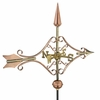 "21"" Victorian Arrow Garden Weathervane"