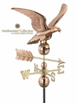 "23"" Smithsonian Eagle Weathervane"