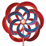 "26"" Kaleidoscope Wind Spinner"