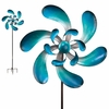 "26"" Water Garden Wind Spinner"