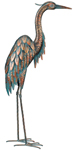 "27"" Patina Heron - Upright"