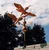 "42"" 3 Geese in Flight Weathervane"