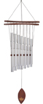 "42"" Melody Wind Chime - Silver"