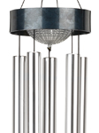 "42"" Solar Wind Chime - Blue"