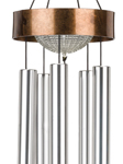 "42"" Solar Wind Chime - Brown"