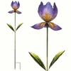 "46"" Gorgeous Flower Stake - Purple"