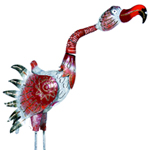 "60"" Giant Flamingo Bali Garden Bird"