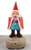 "8.5"" Talking Travelocity Gnome - Santa"