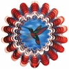 Animated Hummingbird Wind Spinner