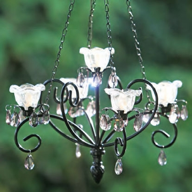 Anywhere Kami Series Chandelier - Black - Click to enlarge