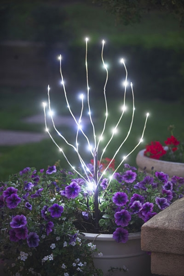 Anywhere Lighting LED Branches - White - Click to enlarge