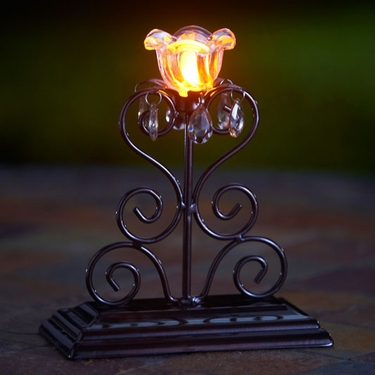 Anywhere Single Flame Centerpiece - Click to enlarge