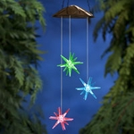 Anywhere Triple Star Light - Color Changing