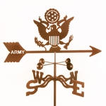 Army Weathervane