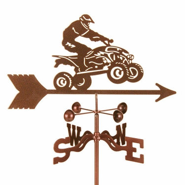 ATV - Quad Weathervane - Click to enlarge
