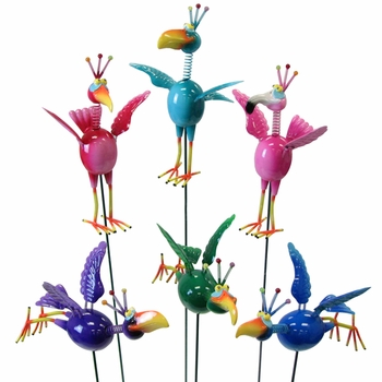 Babybeeks Garden Stakes (Set of 2) - Click to enlarge