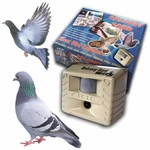 Balcony Guard Ultrasonic Bird Repeller