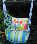 Beach Boulevard Flower Vases Hammock Chair Swing Set