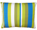 Beach Boulevard Stripe Outdoor Pillow