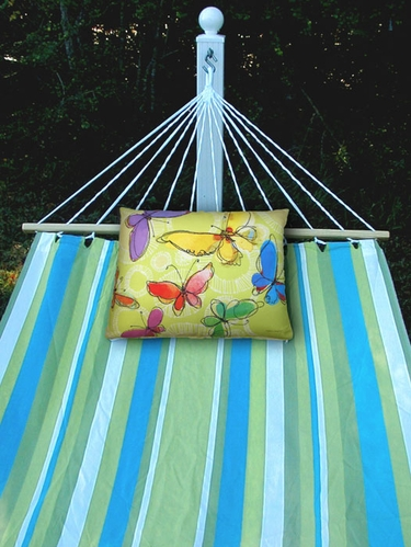 Beach Boulevard Sundure Fabric Hammock - Click to enlarge