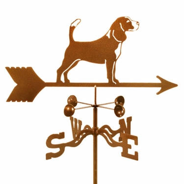 Beagle Dog Weathervane - Click to enlarge