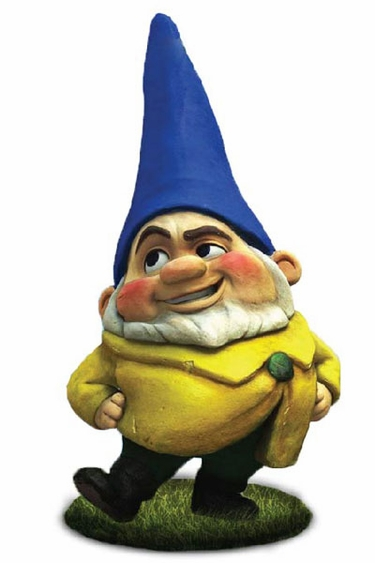 Benny - Gnomeo & Juliet - Click to enlarge