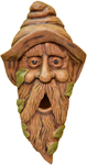 Bird House Tree Face � Long Face Hank