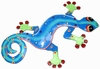 Blue Gecko Wall Decor
