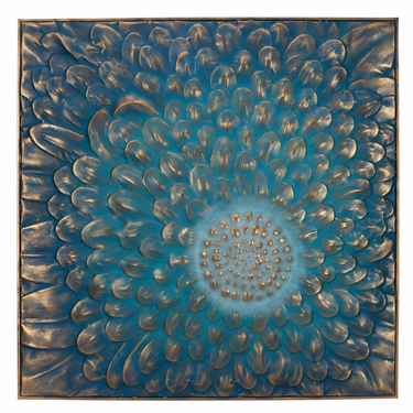 Blue Mum Wall Decor - Click to enlarge