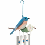 Bluebird Wind Chime