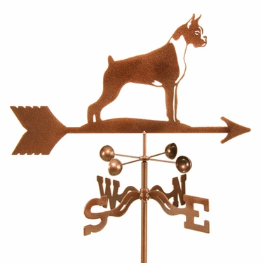 Boxer Dog Weathervane - Click to enlarge