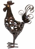 Bronze Filigree Rooster