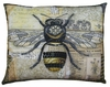 Bumblebee Outdoor Pillow