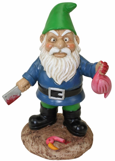 Butcher Gnome - Click to enlarge