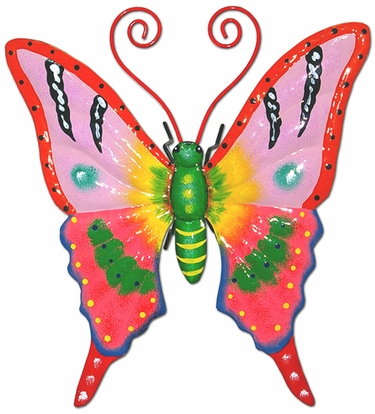 Butterfly Wall Decorations (Set of 4) - Click to enlarge