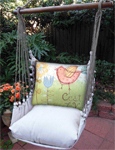 C'est La Vie Hammock Chair Swing Set